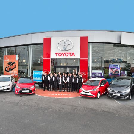 photographe corporate poster carte voeux calendrier groupe toyota
