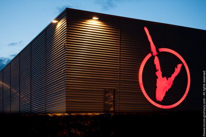 Photographe architecture entreprise bâtiment Bruno Gouhoury