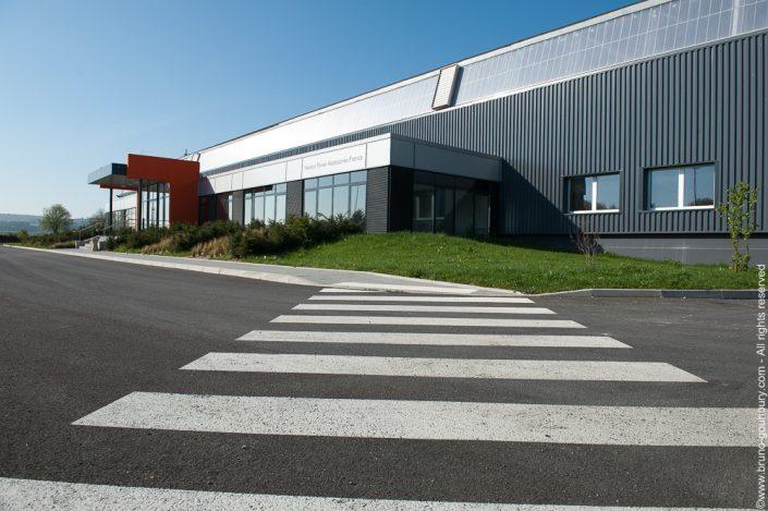Photographe architecture entreprise Bruno Gouhoury
