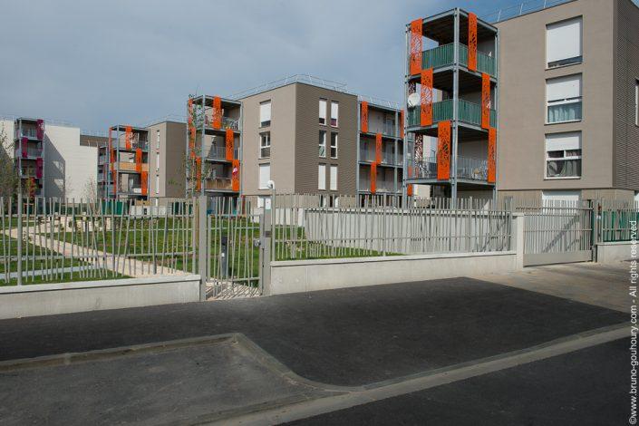Photographe construction architecture Bec Construction Bruno Gouhoury