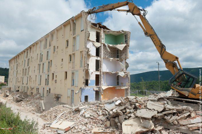 photographe corporate construction démolition espace habitat