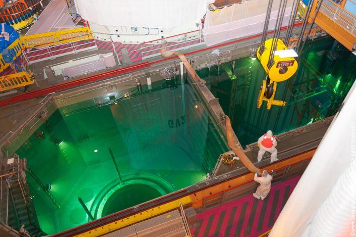 photographe nucléaire centrale EDF corporate